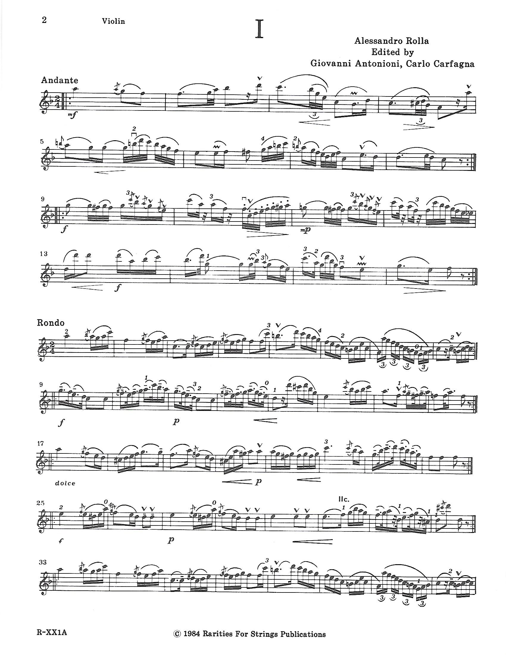 Rolla-Alessandro-Three-Duets-for-Violin-and-Guitar-Music-Violin-Part